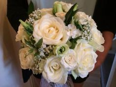 Bridal Hand Tied Bouquet